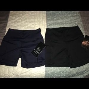 Brand New Active Life High Waisted Workout Shorts